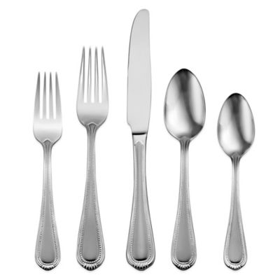Oneida® Satin Countess 45-Piece Flatware Set (Service for 8)