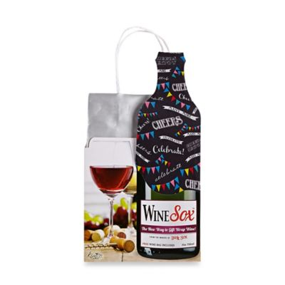 Cheers Wine Bottle Cover
