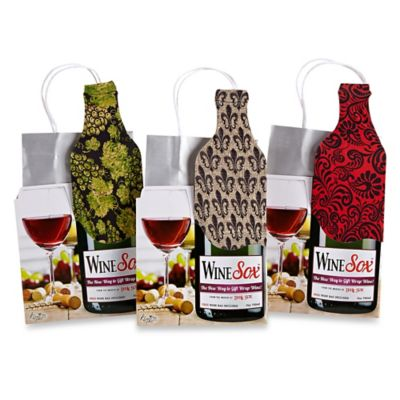 Wine Bottle Cover 3-Pack