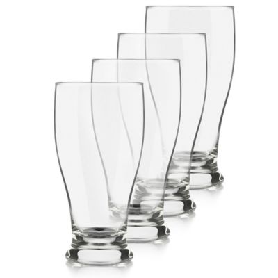 Libbey® Glass Classic Beer Glasses (Set of 4)