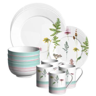 Portmeirion® Royal Worcester® Essentials 16-Piece Riverbank Dinnerware Set