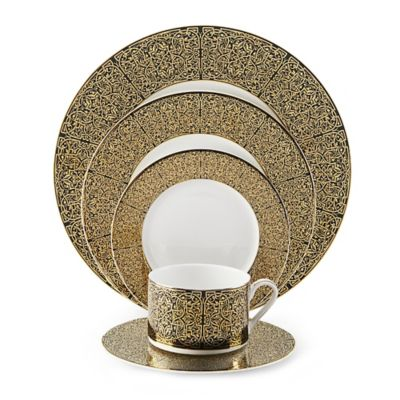 Mikasa® Antonia Gold 5-Piece Place Setting