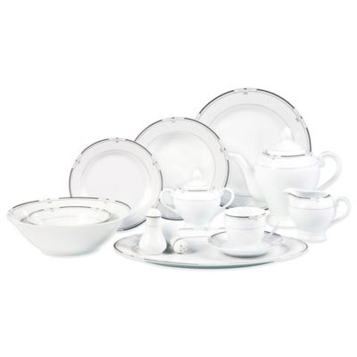 Black Fine China Sets