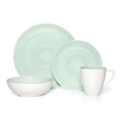Mikasa® Savona 4-Piece Place Setting in Teal