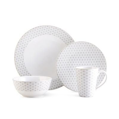 Mikasa® Avery Star 4-Piece Place Setting