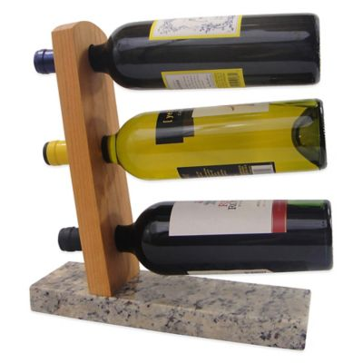 Sea Stone Wine Rack