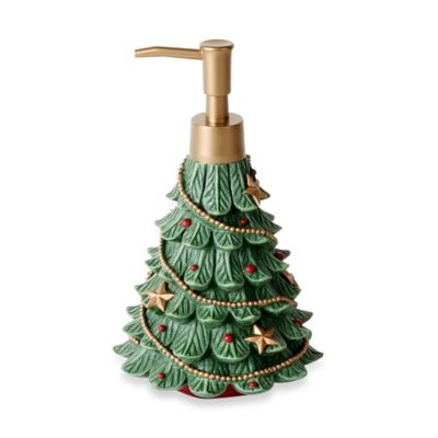 Traditional Tree Lotion Dispenser
