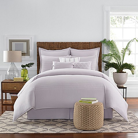 Real Simple Boden Comforter Set in Orchid - Bed Bath & Beyond