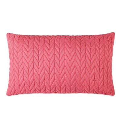 J by J. Queen New York Camden Boudoir Throw Pillow in Melon