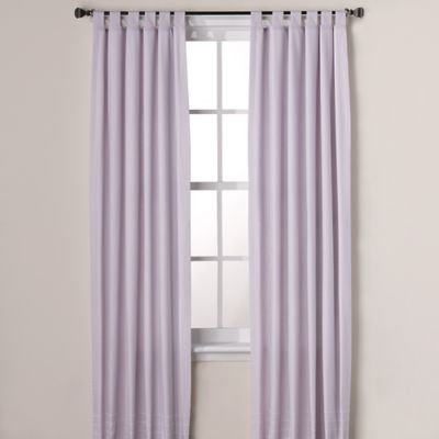 Real Simple® Boden 84-Inch Window Panel Pair in Orchid