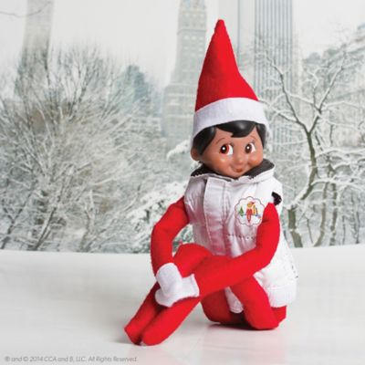 The Elf on the Shelf® Claus Couture Puffer Vest