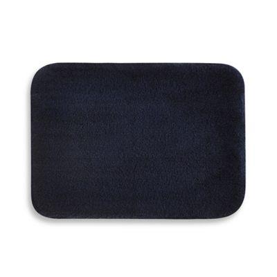 Wamsutta® Perfect Soft 24-Inch x 40-Inch Bath Rug in Navy