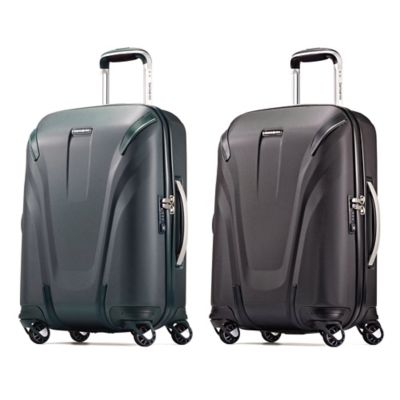 Samsonite® Silhouette Sphere II 22-Inch Hardside Upright Spinner in Black