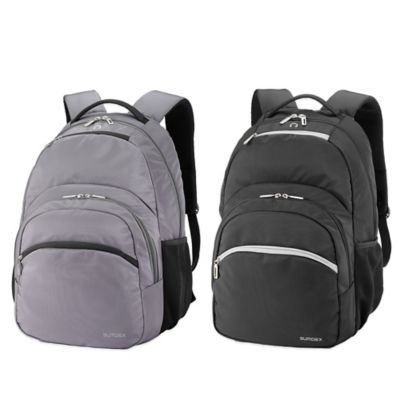 Sumdex® X-Sac Mobile Essential Laptop Backpack in Black