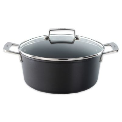 Valira Aire 9-Inch Tall Saucepan with Glass Lid