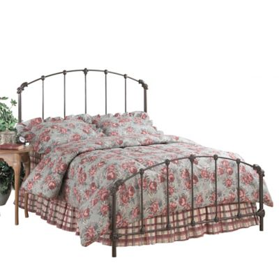 Hillsdale Bonita Twin Bed in Copper Mist