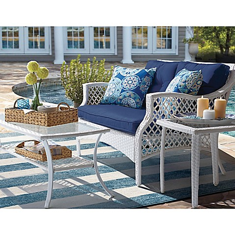 Coastal Patio Furniture Collection Bed Bath Beyond