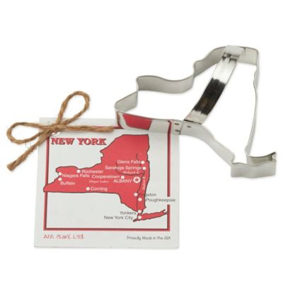 Ann Clark State of New York Cookie Cutter