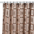 Croscill® Metro Shower Curtain in Bronze