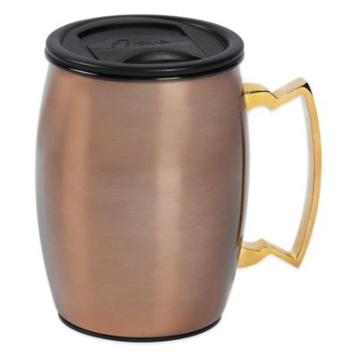 Travel Mug with Lid