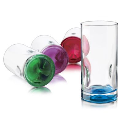 Libbey Glass Highball Glasses