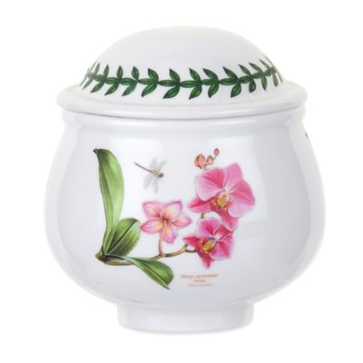 Portmeirion® Exotic Botanic Garden Moth Orchid Covered Sugar Bowl