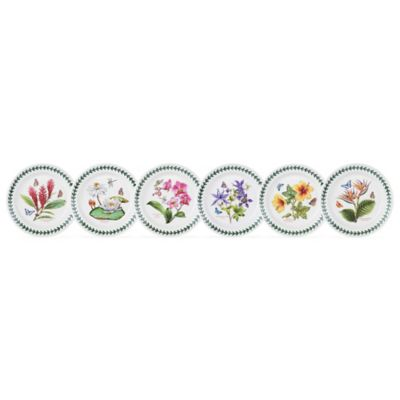 Set of 6 Butter Plate