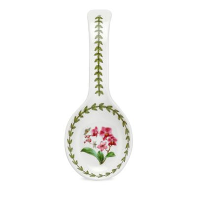 Portmeirion® Exotic Botanic Garden Moth Orchid Spoon Rest