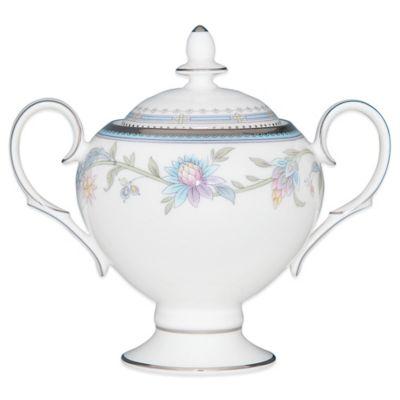 Noritake® Jardin Fleuri Covered Sugar Bowl