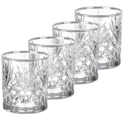 Lead-free Fashioned Glass