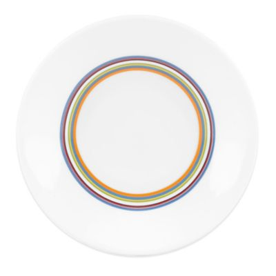 DKNY Lenox® Urban Essentials Salad Plate in White