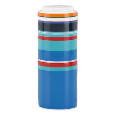 DKNY Lenox® Urban Essentials Stacked Salt and Pepper Shakers in Marine