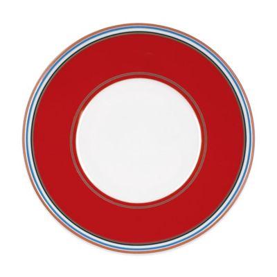 DKNY Lenox® Urban Essentials Salad Plate in Cherry