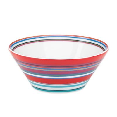 DKNY Lenox® Urban Essentials All Purpose Bowl in Cherry