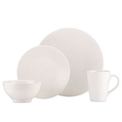 DKNY Lenox® Urban Impressions 4-Piece Place Setting in Parchment