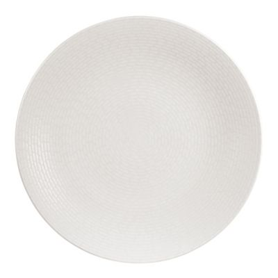 DKNY Lenox® Urban Impressions Dinner Plate in Parchment