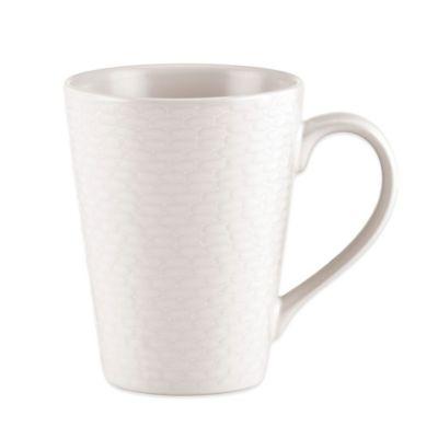 DKNY Lenox® Urban Impressions Mug in Parchment