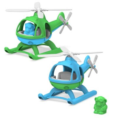 Green Toys™ Helicopter in Blue