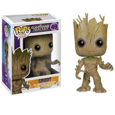 "Funko POP! ""Guardians of the Galaxy"" Groot Vinyl Bobble-Head"