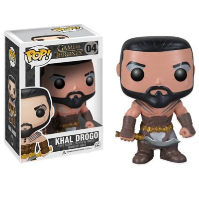 Funko POP! Game of Thrones Khal Drogo Vinyl Figure