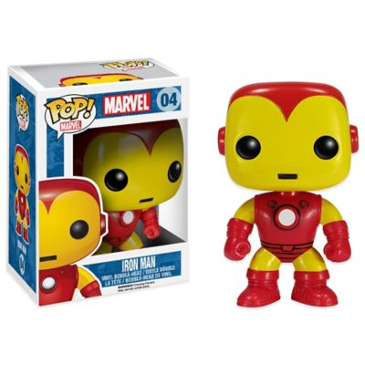 Funko POP! Iron Man Vinyl Bobble-Head