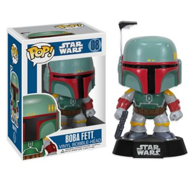 Funko POP! Star Wars Boba Fett Vinyl Bobble-Head