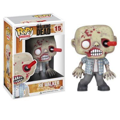 Funko POP! Walking Dead RV Walker Zombie Vinyl Figure