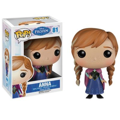 """Funko POP! Disney """"Frozen"""" Anna Vinyl Figure"""