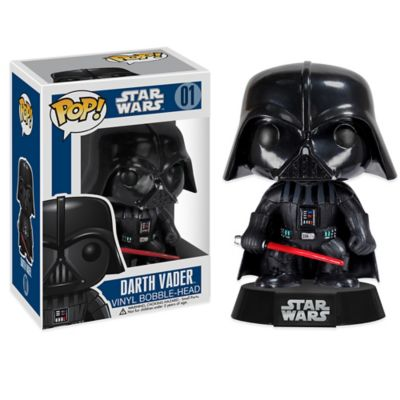 Funko POP! Star Wars Darth Vader Vinyl Bobble-Head
