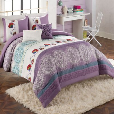 Vue Cayman Queen Comforter Set
