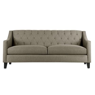 Kyle Schuneman Jackson Apartment Sofa in Charcoal
