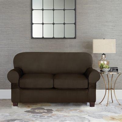 Chocolate Seat Slipcover