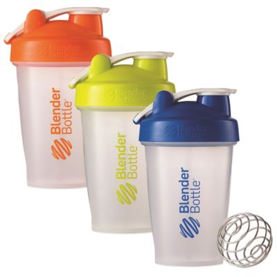 BlenderBottle® Classic™ 20 oz. Bottle w/Loop in Pink