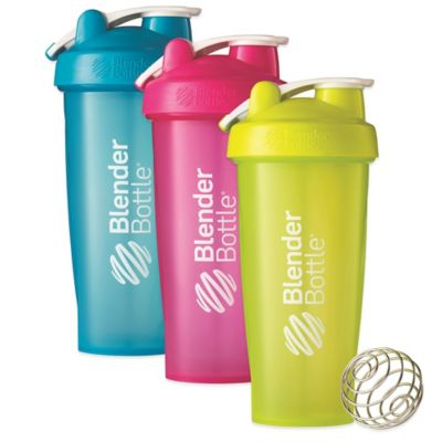 BlenderBottle® Classic™ 28 oz. Bottle with Loop Top in Purple